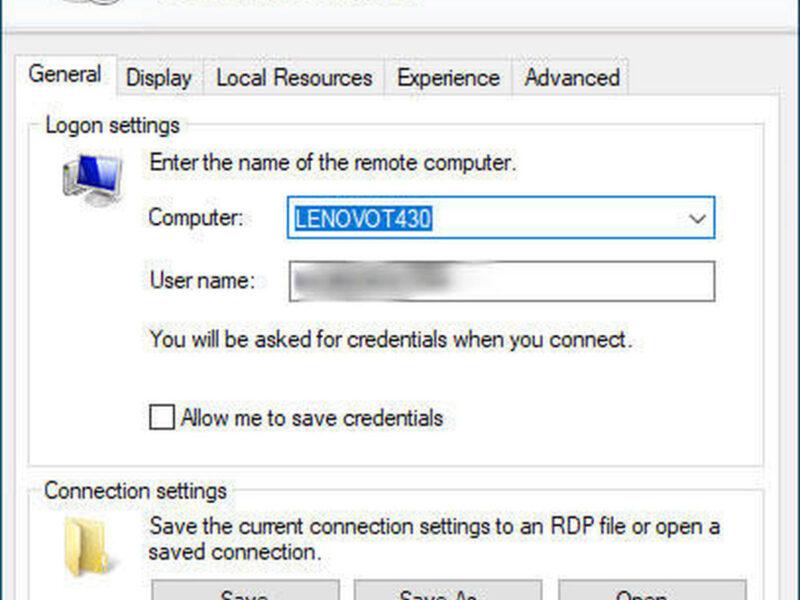 ریموت دسکتاپ (Remote Desktop)