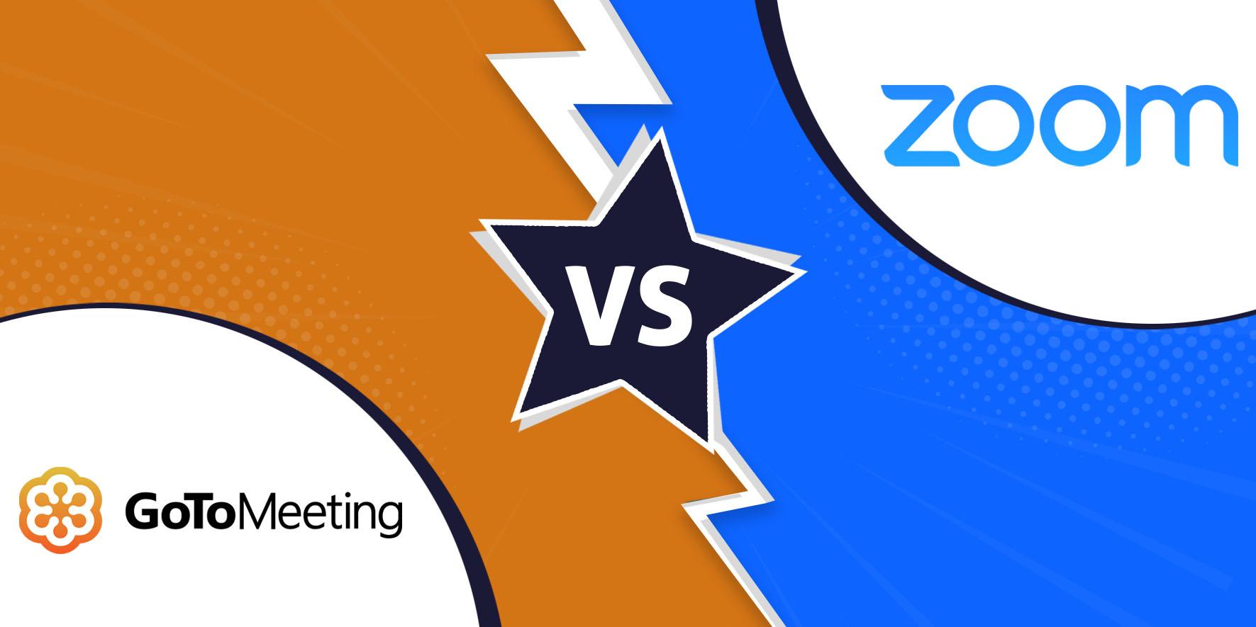 Zoom و GoToMeeting