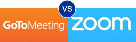 اپلیکیشن zoom یا GoToMeeting
