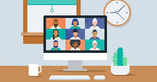 جایگزین اسکایپ، کنفرانس ویدیویی، اسکایپ (Skype)، جلسات آنلاین ، Microsoft Teams،